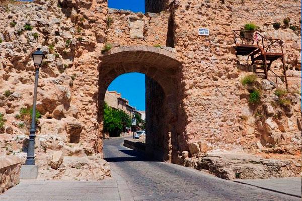 - Barrio del Castillo